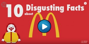 10 Disgusting Facts About McDonald's