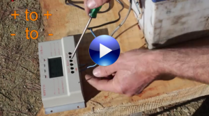 How to build a basic portable solar power system for: camping, boating, and off grid living